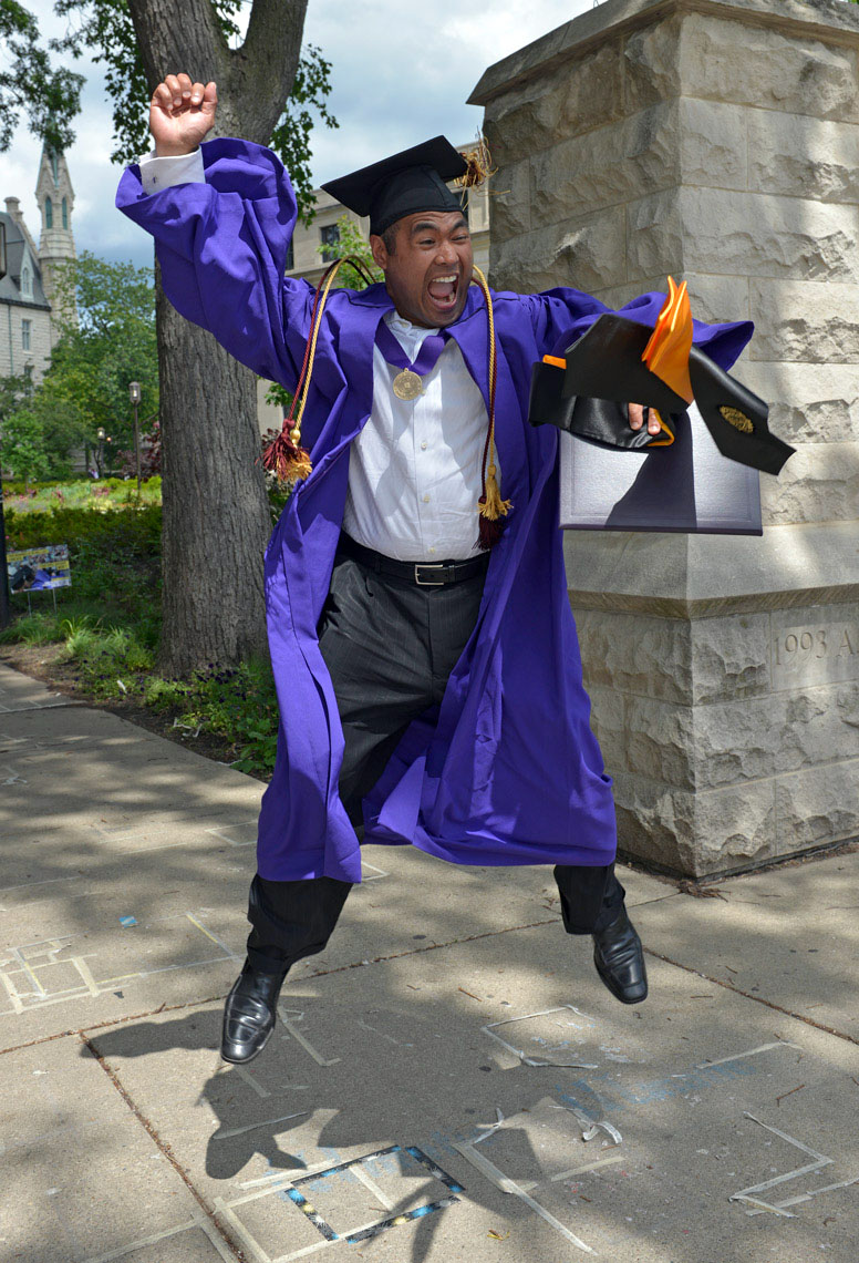 Northwestern -University -Graduate
